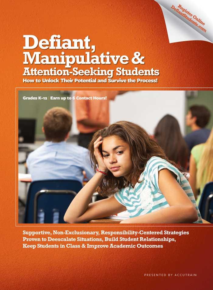 defiant-students-seminar-training-brochure-cover